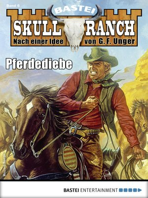 cover image of Skull-Ranch 6--Western