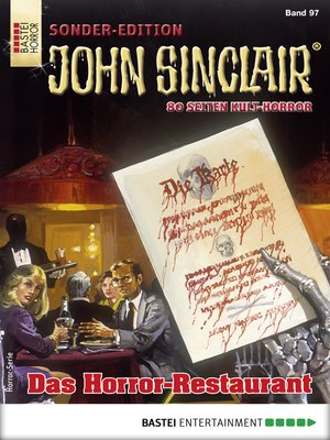 cover image of John Sinclair Sonder-Edition 97--Horror-Serie