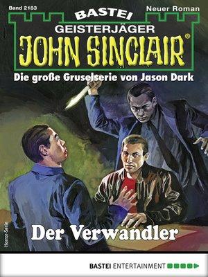 cover image of John Sinclair 2183--Horror-Serie