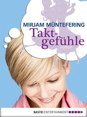 cover image of Taktgefühle