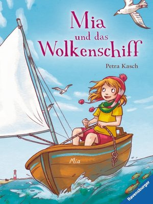 cover image of Mia und das Wolkenschiff