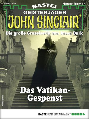 cover image of John Sinclair 2108--Horror-Serie