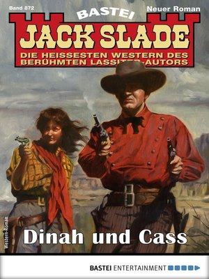 cover image of Jack Slade 872--Western