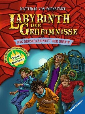cover image of Labyrinth der Geheimnisse 2