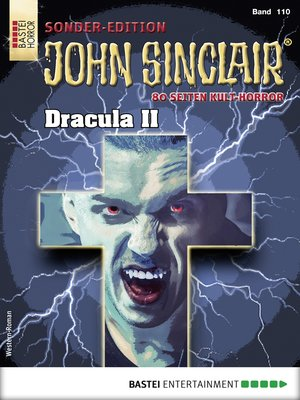 cover image of John Sinclair Sonder-Edition 110--Horror-Serie