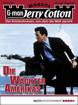 cover image of Jerry Cotton--Folge 2798