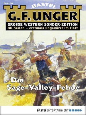 cover image of G. F. Unger Sonder-Edition--Folge 038
