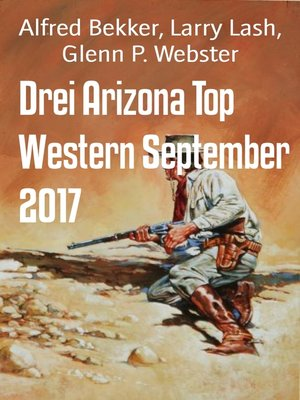cover image of Drei Arizona Top Western September 2017