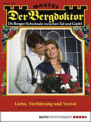 cover image of Der Bergdoktor--Folge 1737