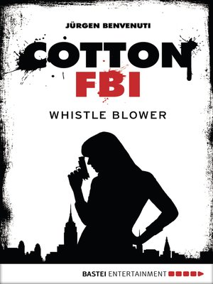 cover image of Cotton FBI 01, Ep. 13