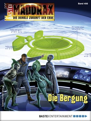cover image of Maddrax 498--Science-Fiction-Serie