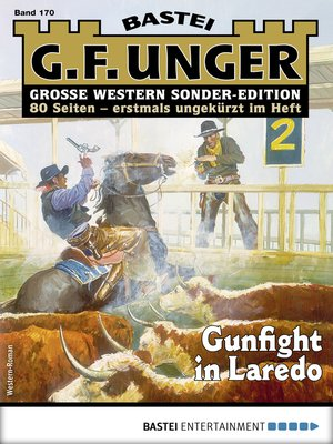 cover image of G. F. Unger Sonder-Edition 170--Western