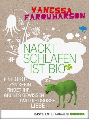 cover image of Nackt schlafen ist bio