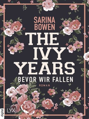 cover image of The Ivy Years--Bevor wir fallen