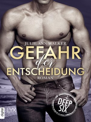 cover image of Deep Six--Gefahr der Entscheidung