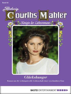 cover image of Hedwig Courths-Mahler--Folge 063