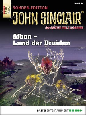 cover image of John Sinclair Sonder-Edition--Folge 054