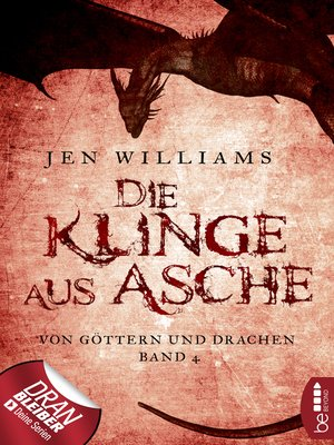 cover image of Die Klinge aus Asche