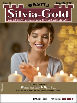 cover image of Silvia-Gold 96--Liebesroman