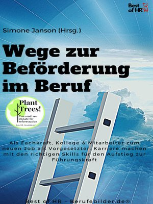 cover image of Wege zur Beförderung im Beruf