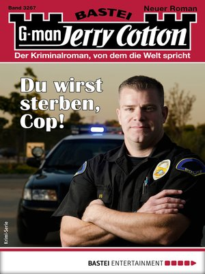 cover image of Jerry Cotton 3267--Krimi-Serie