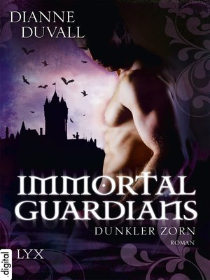 cover image of Immortal Guardians--Dunkler Zorn