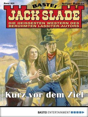 cover image of Jack Slade 902--Western