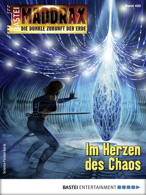 cover image of Maddrax 482--Science-Fiction-Serie