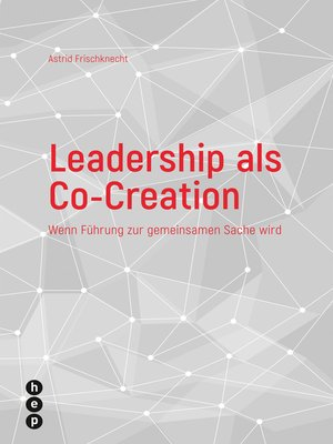 cover image of Leadership als Co-Creation