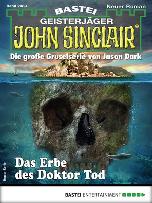 cover image of John Sinclair 2089--Horror-Serie