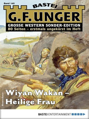 cover image of G. F. Unger Sonder-Edition 140--Western
