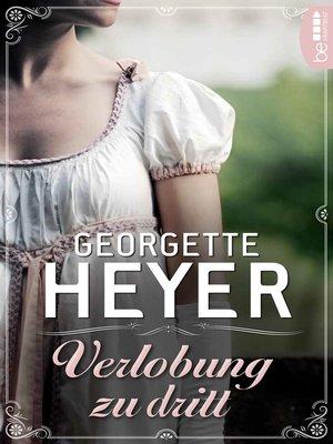cover image of Verlobung zu dritt