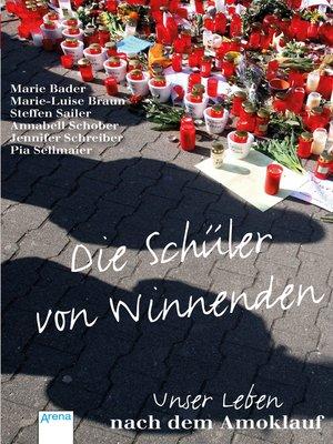 cover image of Die Schüler von Winnenden