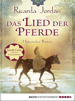 cover image of Das Lied der Pferde