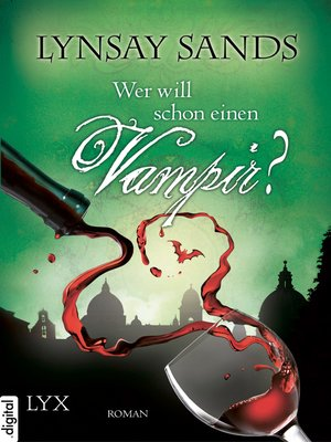 cover image of Wer will schon einen Vampir?