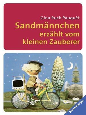 cover image of Sandmännchen erzählt vom kleinen Zauberer