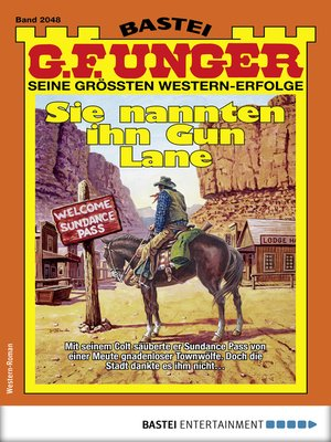 cover image of G. F. Unger 2048--Western