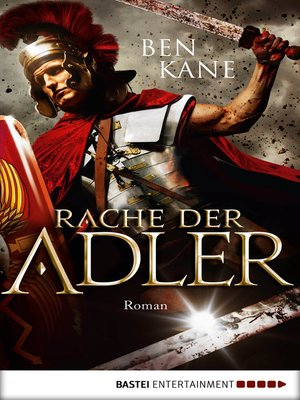 cover image of Rache der Adler