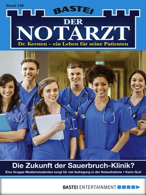 cover image of Der Notarzt--Folge 248
