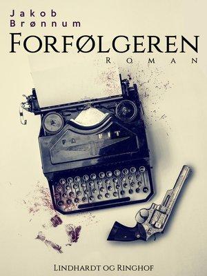 cover image of Forfølgeren
