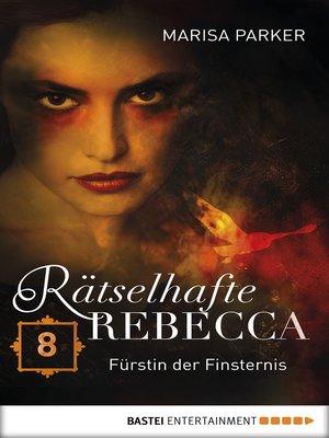 cover image of Rätselhafte Rebecca 08