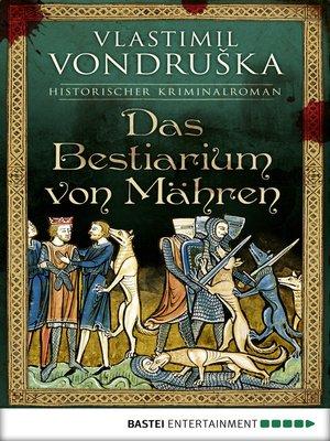 cover image of Das Bestiarium von Mähren