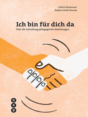 cover image of Ich bin für dich da (E-Book)
