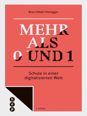 cover image of Mehr als 0 und 1 (E-Book)