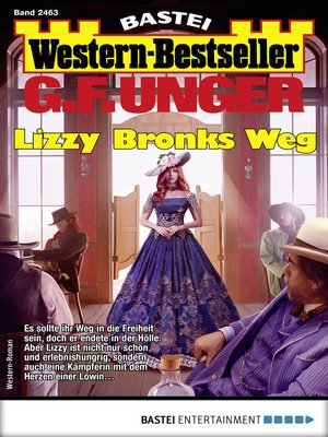 cover image of G. F. Unger Western-Bestseller 2463--Western