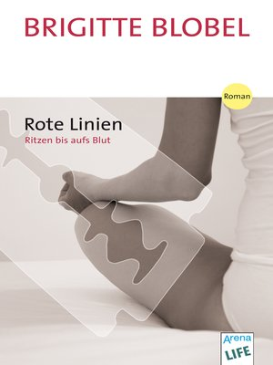 cover image of Rote Linien
