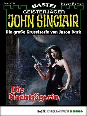cover image of John Sinclair--Folge 1792