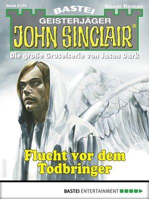 cover image of John Sinclair 2134--Horror-Serie