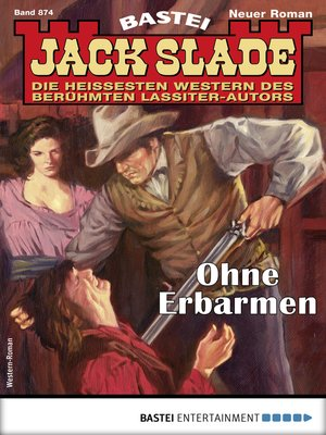 cover image of Jack Slade 874--Western