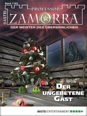 cover image of Professor Zamorra 1163--Horror-Serie